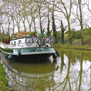 Barge Colibri - Canal du Midi - Food-Wine-Travel with Roberta Muir
