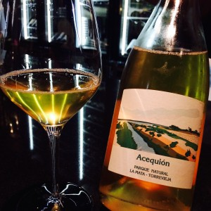 Acequion Orange Wine (Amber, Natural) - Top 5 Orange Wines - Food-Wine-Travel with Roberta Muir