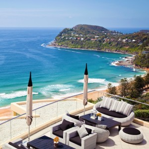 Lunch with a View - Jonah's at Whale Beach - Food-Wine-Travel with Roberta Muir