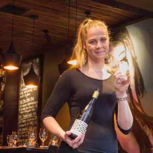 Sommeliers (Wine Waiters) - Louella Matthews - Bibo Wine Bar