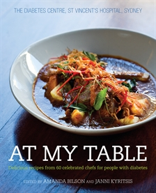At My Table - recipes contributed by Roberta Muir